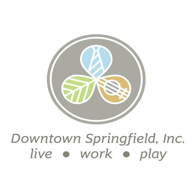 Downtown Springfield Inc Logo