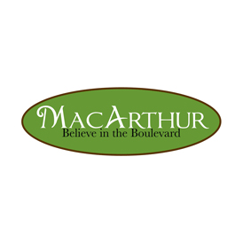 Macarthur Boulevard Association Logo